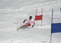 المرحلة الثانية من بطولة الدول الصغرى للتزلج في التعرج الطويل