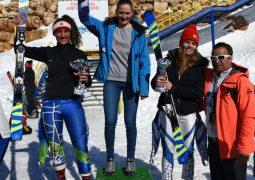 برونزيتان وفضية للبنان في اختتام بطولة الدول الصغرى بالتزلج