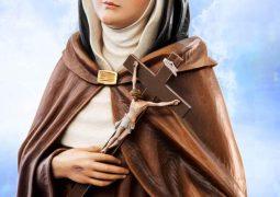 القديسة فيرونيكا في بشري