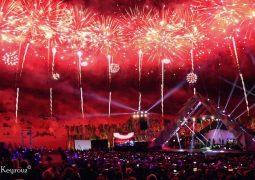 إفتتاحية مهرجان الأرز الدولي ٢٠١٦