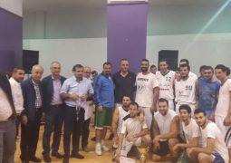 اختتام كأس بيار كخيا لكرة السلة في بشري