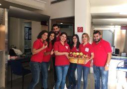 ألفا اطلقت حملة مسؤوليتنا تصريف انتاجنا دعما لمزارعي التفاح
