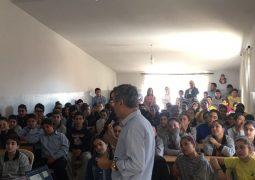 محاضرة عن سلامة الفم نظمتها القوات بالتعاون مع بلدية بشري