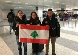 """بعثة """"الإتحاد اللبناني للتزلج على الثلج"""" إلى إيطاليا…"""
